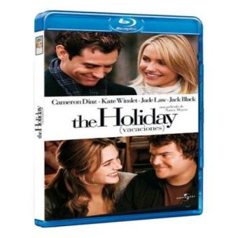 The Holiday - Vacaciones - Blu-Ray