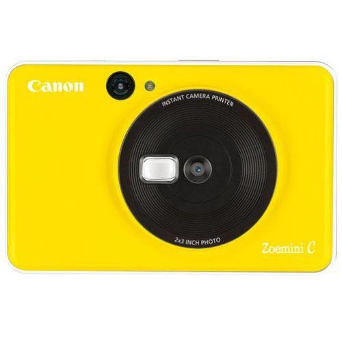 Cámara instantánea Canon Zoemini C Amarillo