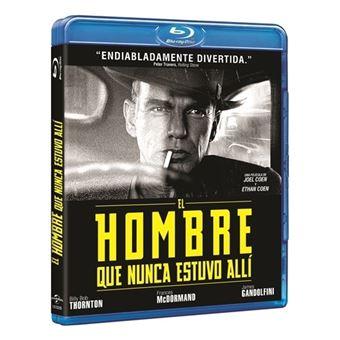 El hombre que nunca estuvo allí - Blu-ray