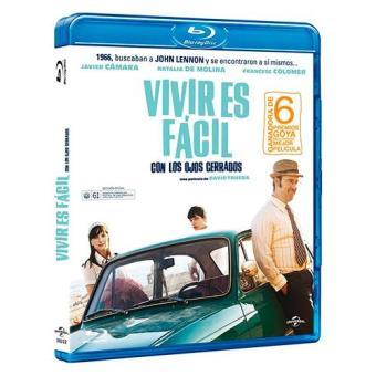 Vivir es fácil con los ojos cerrados - Blu-Ray