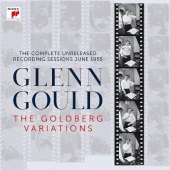 Box Set Variaciones Goldberg: Grabaciones inéditas de Glenn Gould. 1955