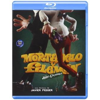 Mortadelo y Filemón contra Jimmy El Cachondo - Blu-Ray