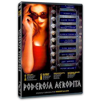 Poderosa Afrodita - DVD