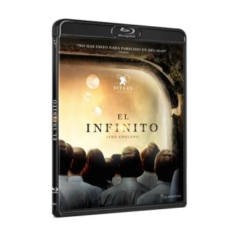 El infinito - Blu-Ray