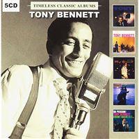 Timeless Classics - Tony Bennett - 5 CD
