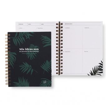 UO Planificador semanal -  Tropical