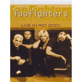 Live in Rio 2001 - DVD