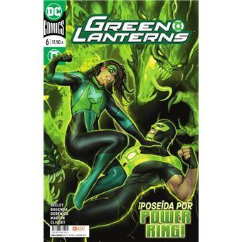 Green Lanterns núm. 06 Renacimiento