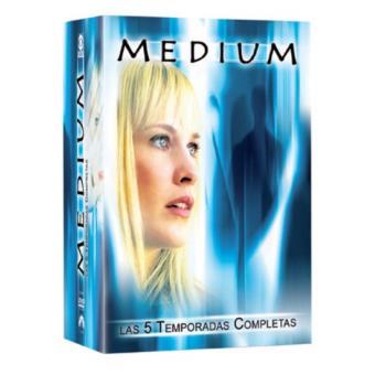 Pack Medium (Temporadas 1 a 5) - DVD