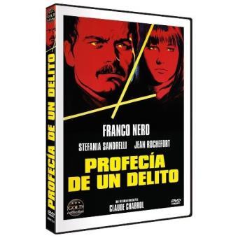 Profecía de un Delito (Les magiciens) - DVD