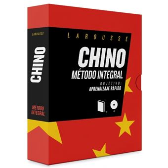 Chino. Método integral (Libro + CD)