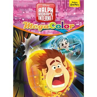 Ralph rompe internet - Megacolor