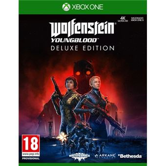 Wolfenstein Youngblood Xbox One