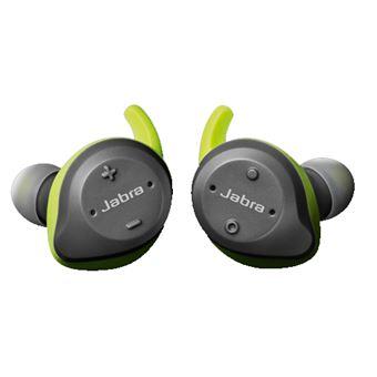 Auriculares Bluetooth Jabra Elite Sport Negro/Verde