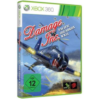 Damage INC Pacific Squadron Xbox 360