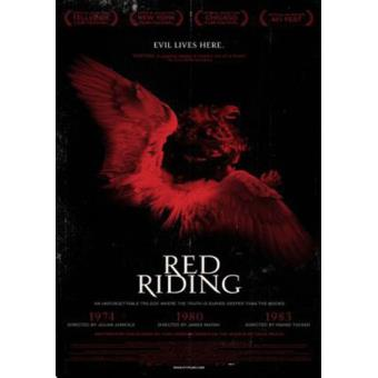 Pack Red Riding: Trilogía - DVD