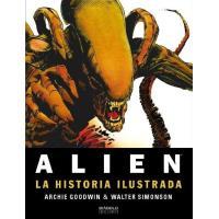 Alien, el octavo pasajero. La historia ilustrada