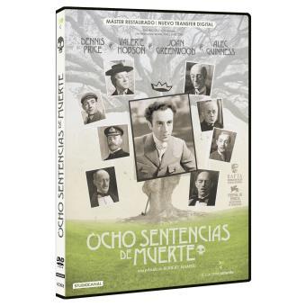 Ocho sentencias de muerte - DVD