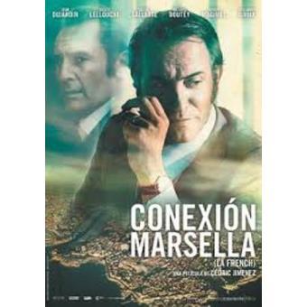 Conexión Marsella - DVD