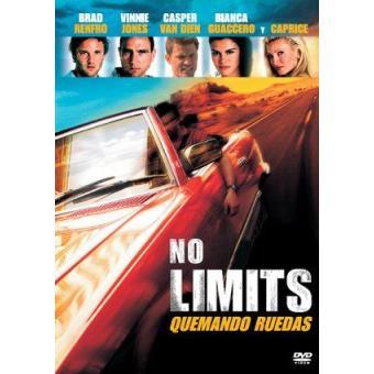 No Limits: Quemando ruedas - DVD