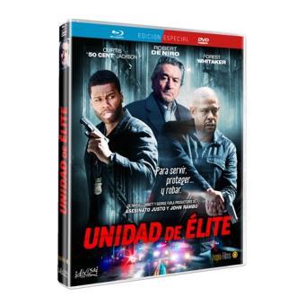 Unidad de élite - Blu-Ray + DVD