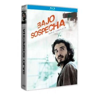 Bajo Sospecha - Blu-Ray Temporadas 1 y 2