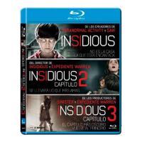 Pack Insidious - Blu-Ray