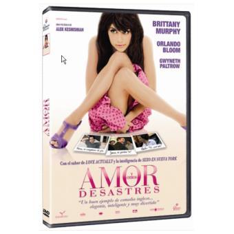 Amor y otros desastres - DVD
