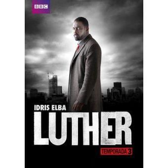 Luther  Temporada 3 - DVD