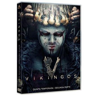 Vikingos - Temporada 5 Parte 2 - DVD
