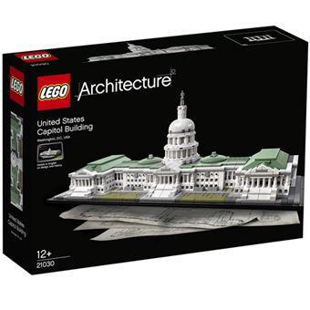 LEGO Architecture 21030 Edificio del capitolio de Estados Unidos