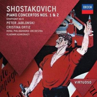 Piano Concertos Nº 1&2
