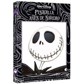 Pesadilla antes de Navidad - Ed. especial - DVD