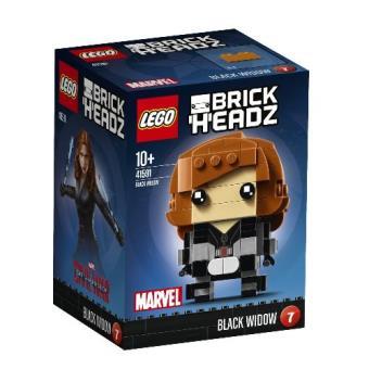 LEGO BrickHeadz Marvel Vengadores - Viuda Negra