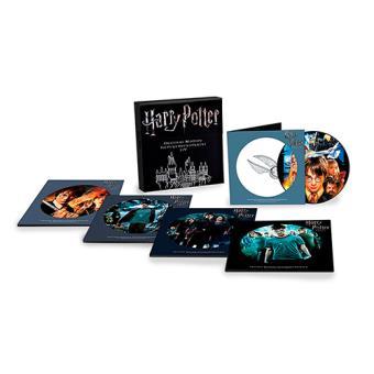 Box Set Harry Potter I-V  B.S.O.  -  Vinilo
