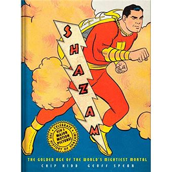 Shazam - The Golden Age of the World's Mightiest Mortal