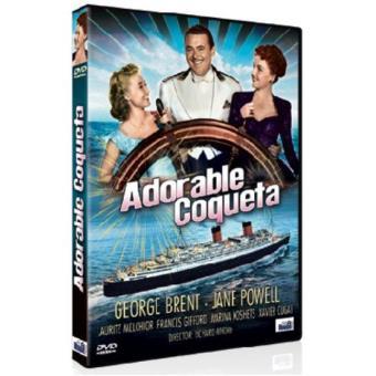 Adorable coqueta - DVD