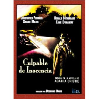 Culpable de inocencia - DVD