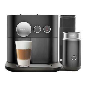 Cafetera Nespresso  Krups Expert and Milk XN6018 Negro