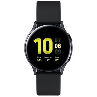 Smartwatch Samsung Galaxy Watch Active 2 40mm Aluminio Negro