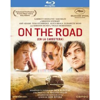 On The Road - En la carretera - Blu-Ray