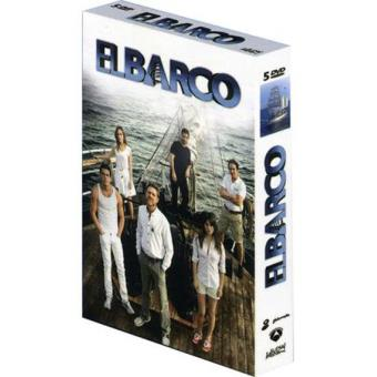 El barco - Temporada 1 - DVD
