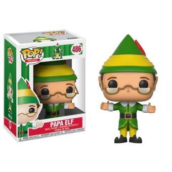 Figura Funko Elf - Papá Elf