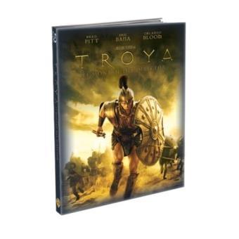 Troya - Blu-Ray - Digibook