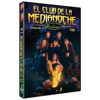 Pack El club de medianoche - Temporada 3 - DVD