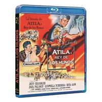 Atila, rey de los Hunos - Blu-ray