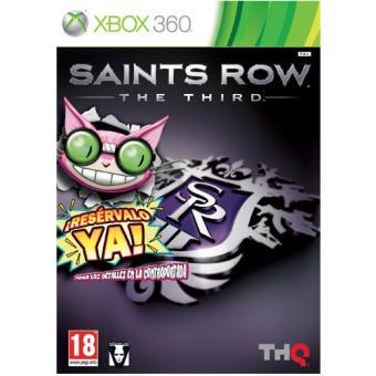 Saints Row: The Third Profesor Genki  Xbox 360