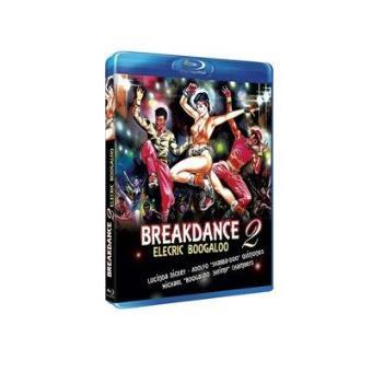Breakdance 2 Electric Boogaloo - Blu-Ray