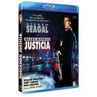 Buscando justicia - Blu-Ray