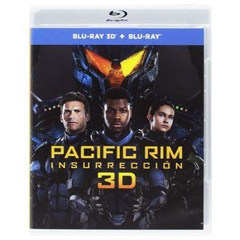 Pacific Rim: Insurrección - 3D + Blu-Ray